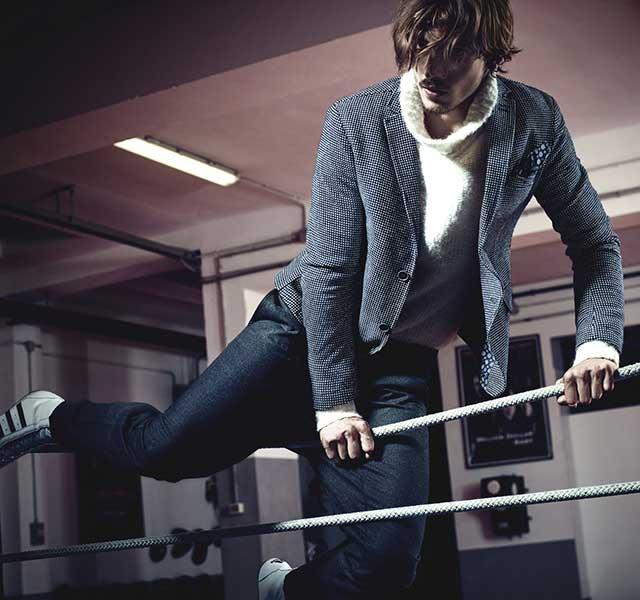 Double Eight | Jackets&Coats The Pleasure of Fighting  Fall/Winter Collection 2015/216 Scegli il tuo stile vincente!