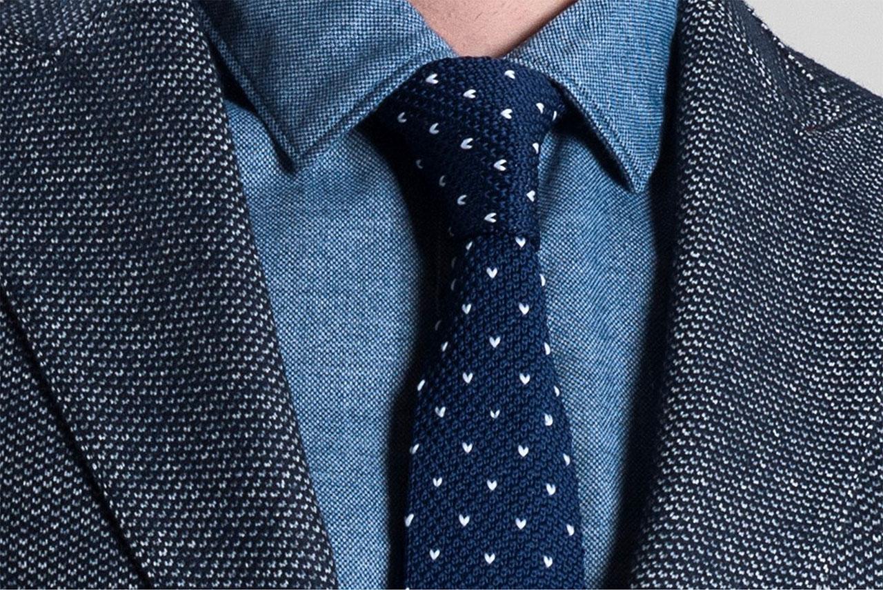 Come scegliere la cravatta giusta da accostare alla camicia giusta!