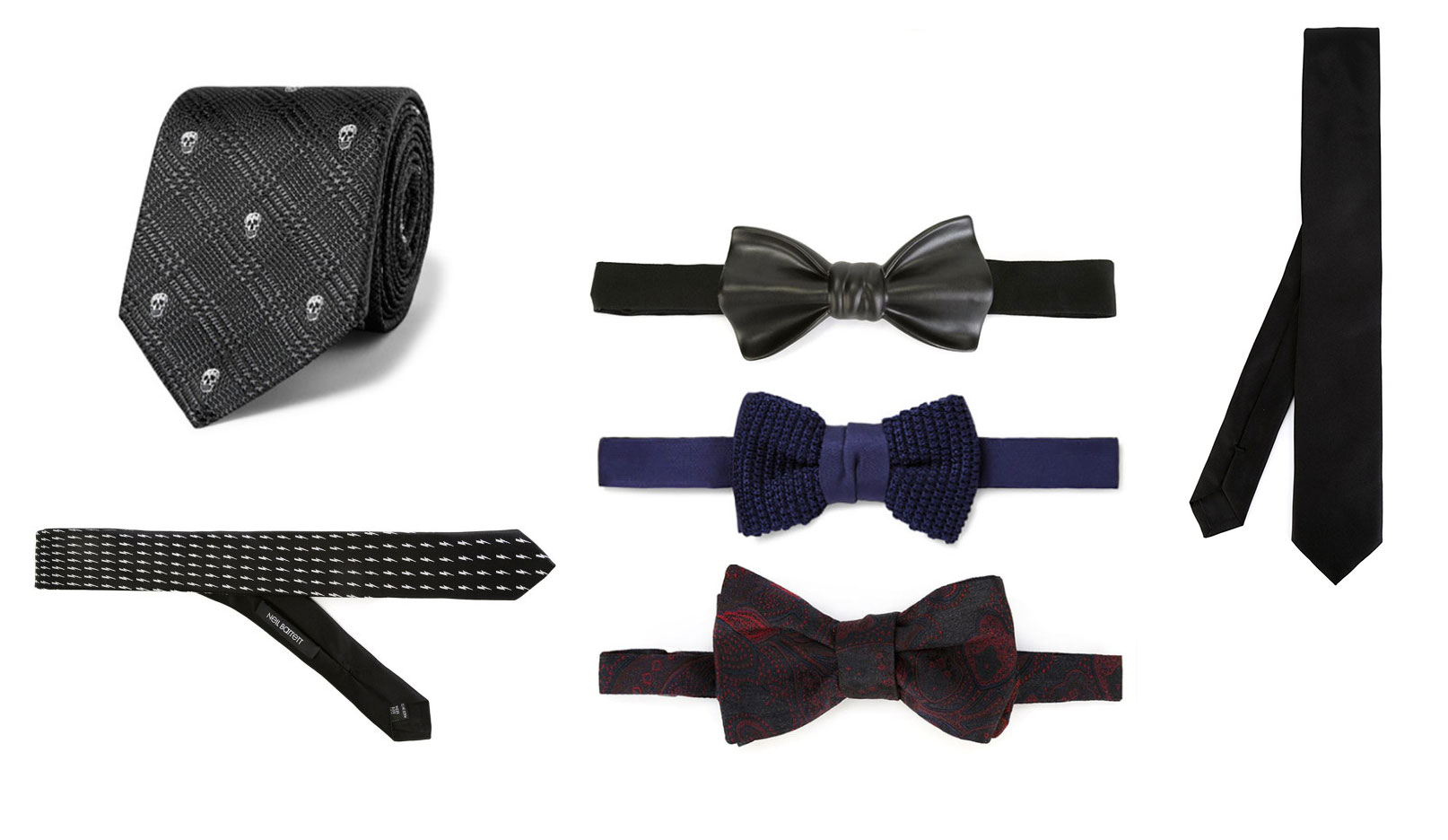 Cravatta o papillon?